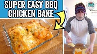 EASY CHICKEN BAKE RECIPE