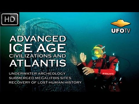 ADVANCED ALIEN CIVILIZATIONS & ATLANTIS UNDER THE OCEAN