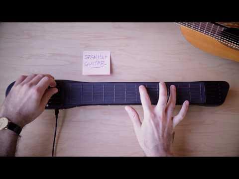 Artiphon Shorts: Spanish Guitar