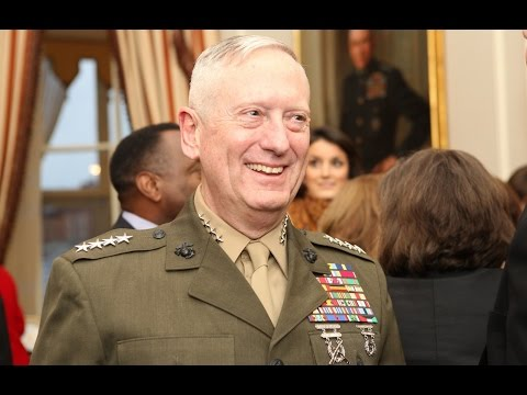 Trump Secy of Defense Admits Climate Change is a National Defense Problem
