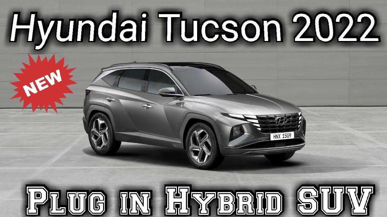 Hyundai Tucson 2022 - Plug-in Hybrid SUV - Cars Top Speed