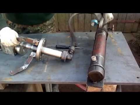 Универсальное устройство (гидравлика три в одном)Hand Mobile Hidraulik