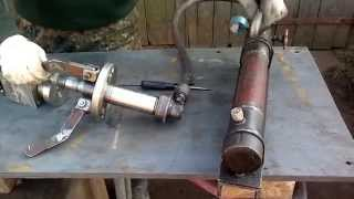 видео гидравлический съемник