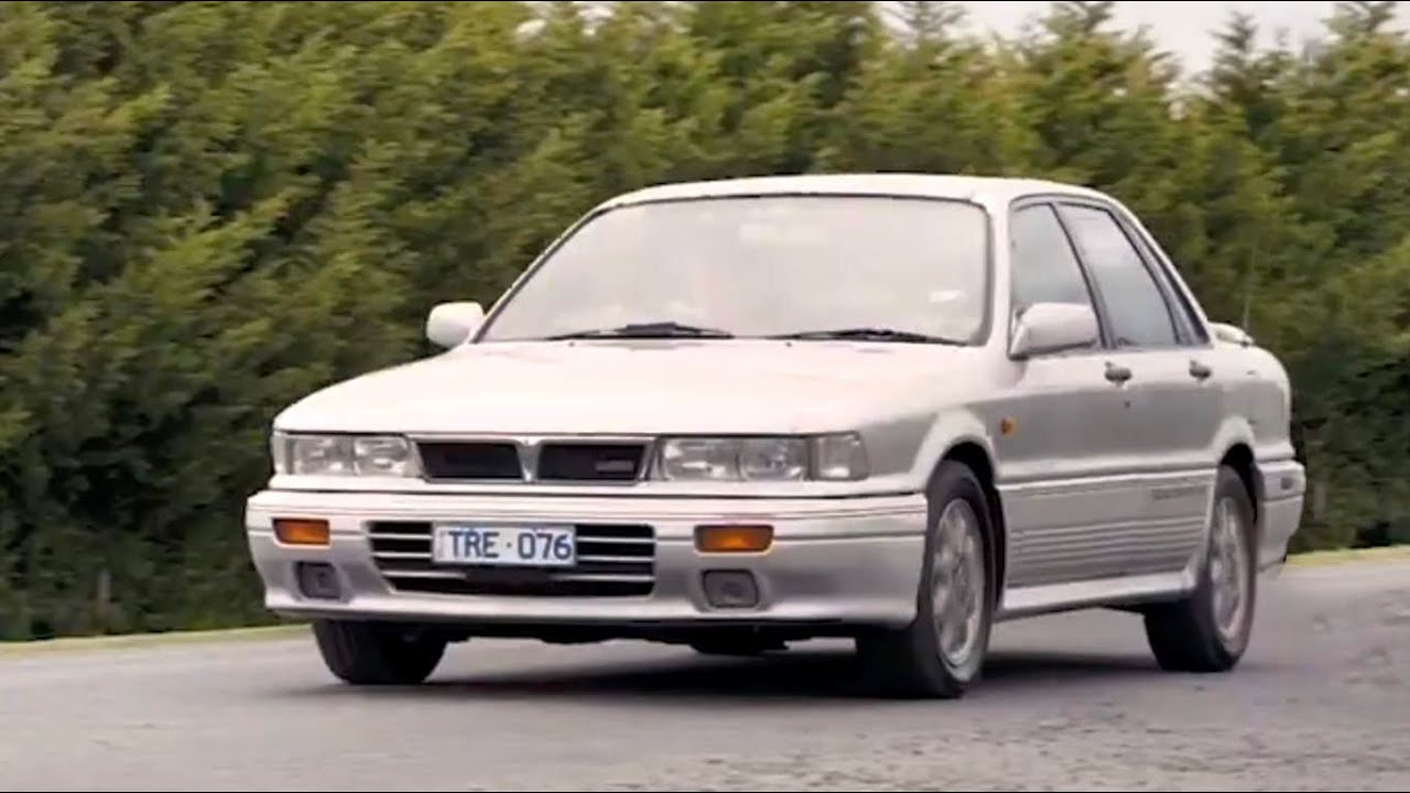Mitsubishi Galant VR4 - Shannons Club TV - Episode 157