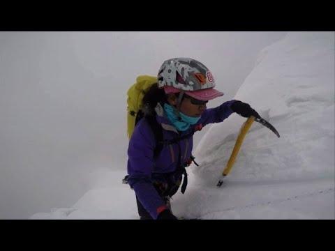 afpes: La sherpa nepalí que desafía los prejuicios