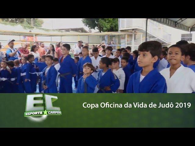 Copa Oficina da Vida de Judô 2019