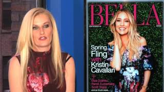Kristin Cavallari opens up to Bella New York Magazine