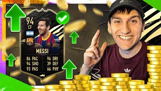THIS *NEW* FIFA 21 TRADING METHOD IS OP! 🤑