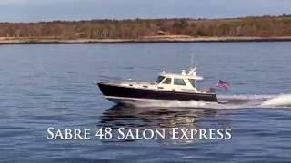 Sabre, 48 Salon Express (2014)
