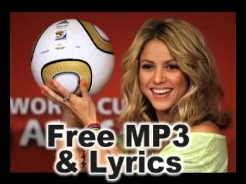 [DOWNLOAD] Shakira La La La Brazil 2014  World Cup 2014 Free Mp3 Download + Lyrics