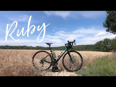 Cycling to Brighton & 1st Impressions of the Specialized Ruby Expert