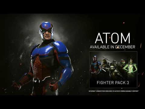 Injustice 2 - The Atom!