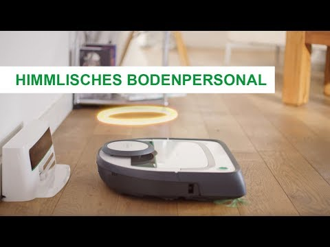 Himmlisches Bodenpersonal - Kobold VR200 Saugroboter