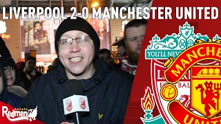 'We're Winning This League!' | Liverpool 2-0 Manchester United | Chris' Match Reaction