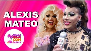 Alexis Mateo Talks About Miss Vanjie, Being A Drag Mother & More!
