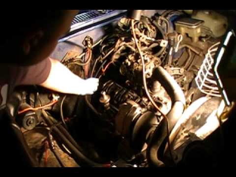 replace  chevy   valve cover gasket part