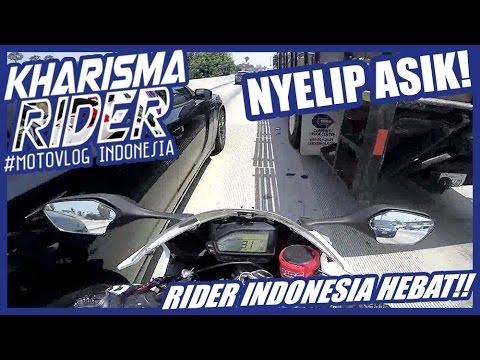 #12 Rider Indonesia riding di luar negeri?? Pasti Bisa!! | Motovlog Indonesia