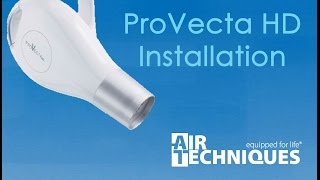 Provecta HD Intraoral X-Ray Installation by Air Techniques