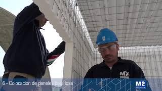 Panel Simple - Sistema Constructivo Avanzado Emmedue