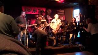 Recorded on February 26, 2012 RazzMaTazz house band at Hogan's Iris...