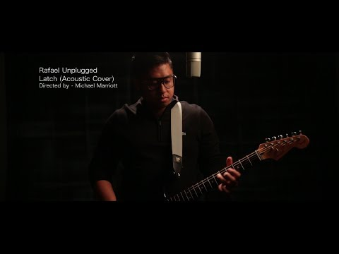 Disclosure feat Sam Smith - Latch Acoustic Guitar Cover by Rafael Unplugged