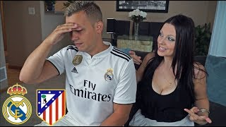 Real Madrid vs Atletico Madrid Super Cup LIVE Reaction!