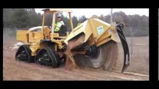 Buck's Communications - Quadtrack Rock Saw