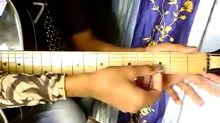 Aadat,jal   Guitar Full Lesson with tabs by Danish
