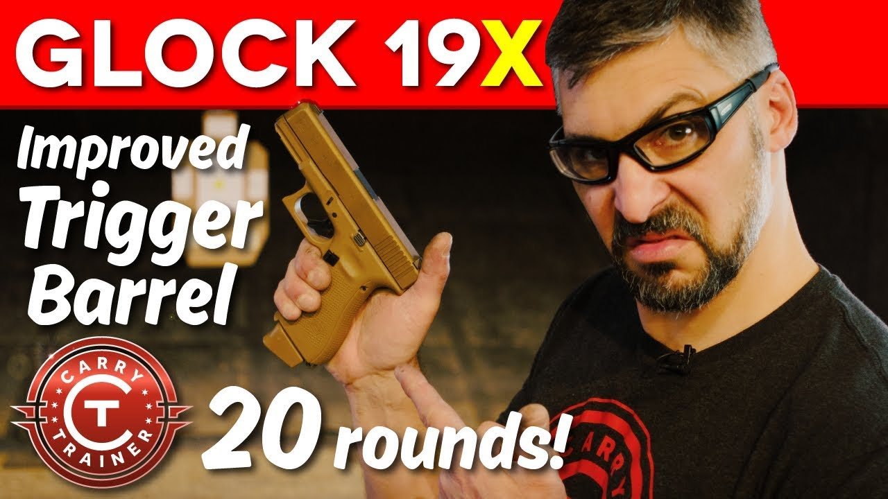 Glock 19x for Concealed Carry • Review & Shoot | Episode #44