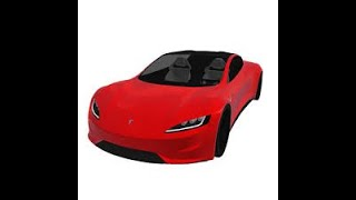 BUYING THE TESLA ROADSTER 2.0 12,000,000| VEHICLE SIMULATOR| ROBLOX