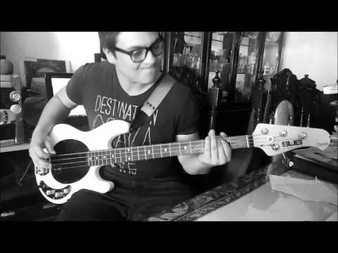 Paramore - Decode [Bass Cover]