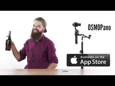 OSMOPANO - 360x180° Panos with DJI OSMO - 1.4