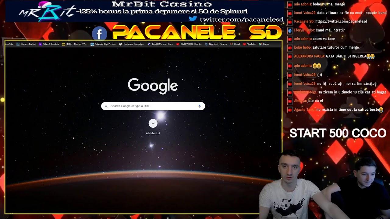 Continuam nebunia ! Part 2 - Jucam tare  - Pacanele online !  #23