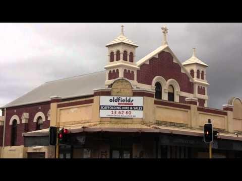 Fremantle, Western Australia, Australia - 19th August, 2015