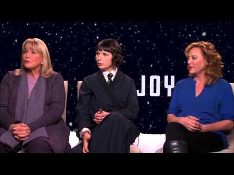 Joy: Virginia Madsen, Diane Ladd, & Isabella Rossellini Official Movie Interview