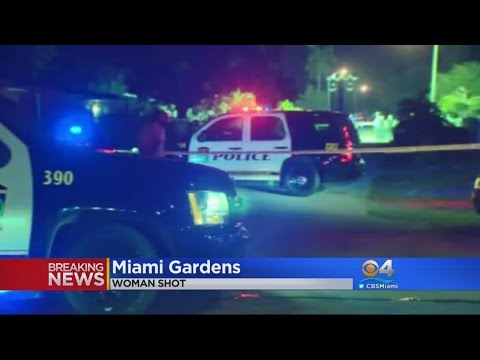 51-Year-Old Woman Shot In Front Yard Of Miami Gardens Home