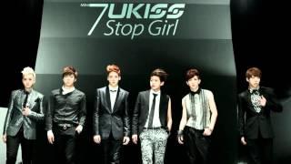 [MP3/DL] U-Kiss - Stop Girl [Acapella] (Korean Version)