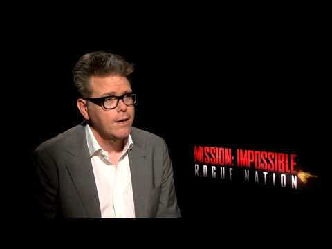 Mission: Impossible: Rogue Nation: Director Christopher McQuarrie