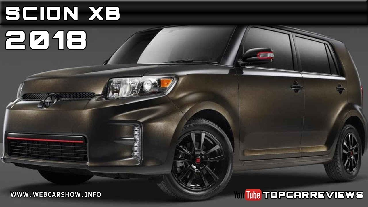 2018 Scion Xb Review Rendered Price Specs Release Date
