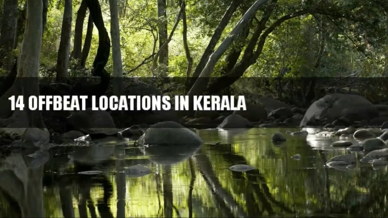 Beautiful Tourist Place In Kerala India Godsowncountry Kerala Tourism Youtube