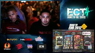 UMVC3 Top 16 MH RayRay vs coL.CC Filipino Champ - ECT4 Tournament
