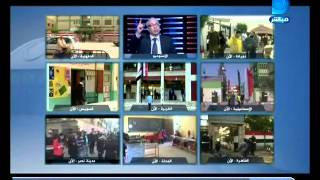 مصر تقرر على حسن نائب رئيس تحرير وكالة الشرق الأوسط مع شيماء الكردى