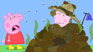 Peppa Pig Full Episodes | George's Woolly Hat | Cartoons for Children