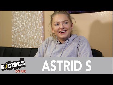 B-Sides On-Air: Interview -Astrid S Talks Keane, 'Pop Idol', Songwriting