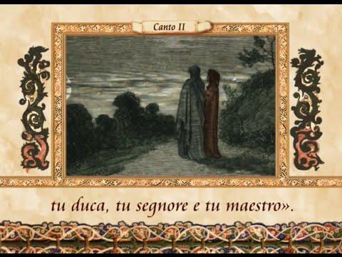 La Divina Commedia in VERSI - Inferno, canto II (2)