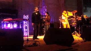 Henry Llavina (La Muza) & Riddim Lions en Tijuana - Bob Marley Medley