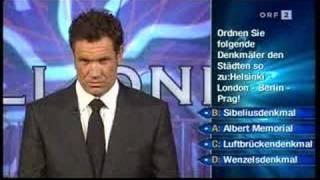 Die Millionenshow | 1. Sendung 2007/08