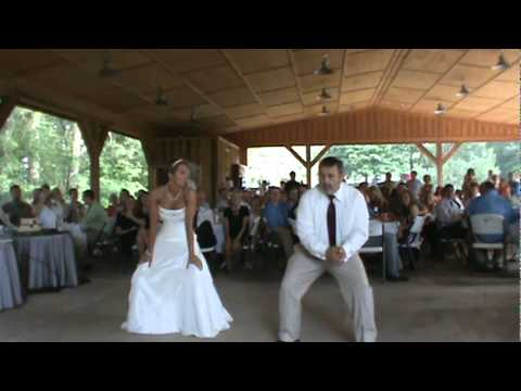 best daddy daughter dance EVER!!! James Taylor remix