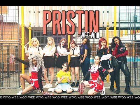 PRISTIN (프리스틴) - WEE WOO dance cover by RISIN' CREW from France