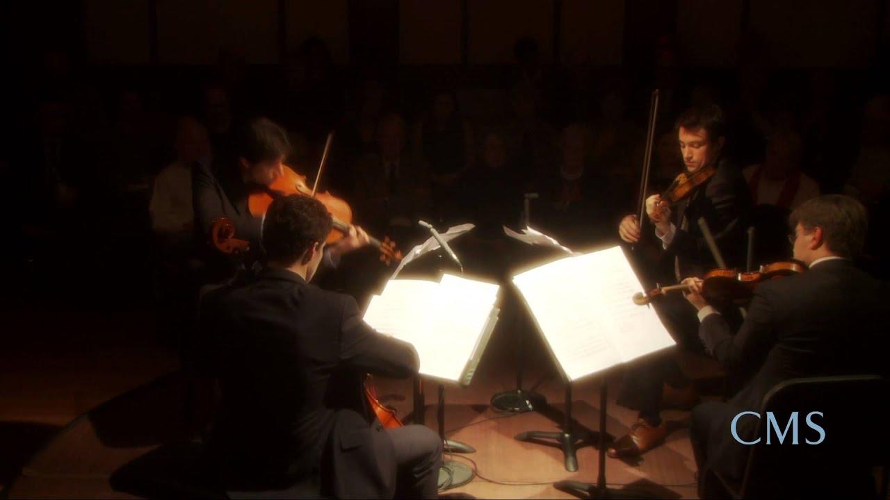 Birtwistle: Nine Movements for String Quartet, I. Fantasia 1